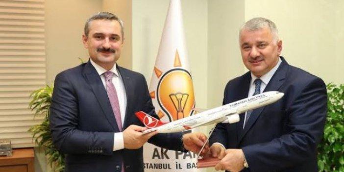 THY'de 350 uçak var 700 müdür: AKP'li Başkanın kardeşi Özel Kalem Operasyon Müdürü oldu