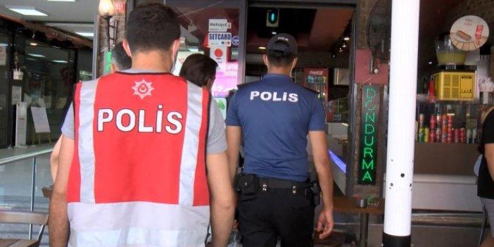 İstanbul'da denetimler başladı