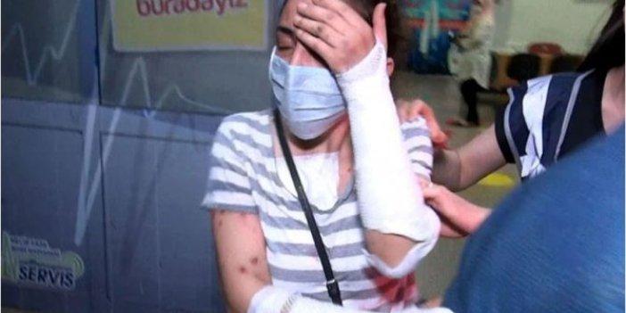 Sevgilisinin yüzüne kezzap atmıştı: Korona virüs testi pozitif çıktı: Savcı dahil 11 kişi karantinada