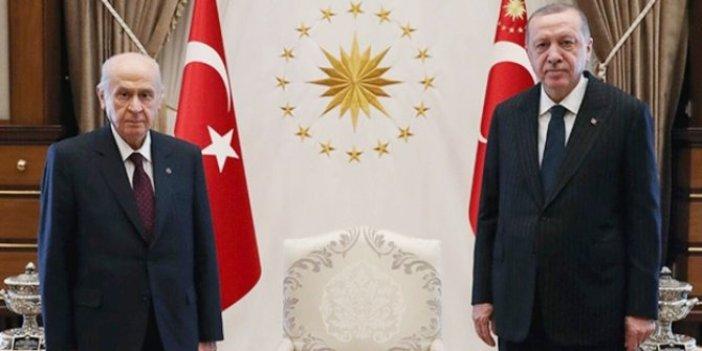 İşte Erdoğan - Bahçeli görüşmesinden çıkan karar!