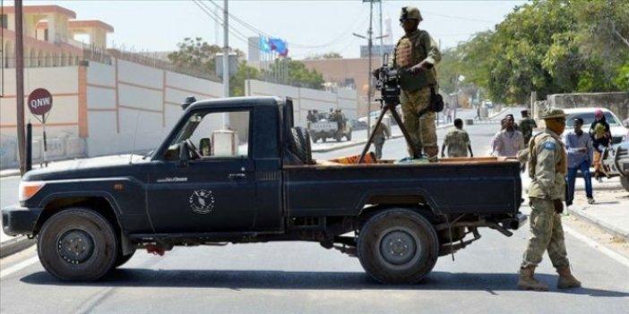 Somali'de Türk okulu yakınında patlama