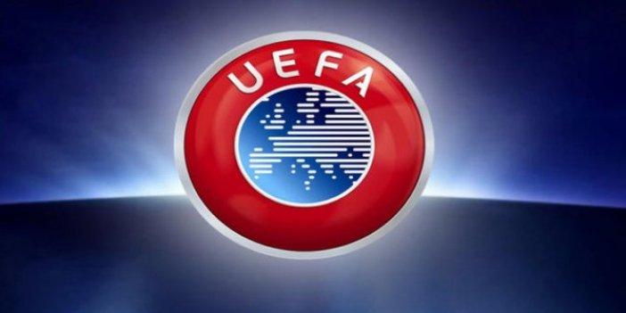 UEFA'dan Türk takımlarına müjde!