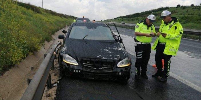 İYİ Parti Milletvekili trafik kazası geçirdi