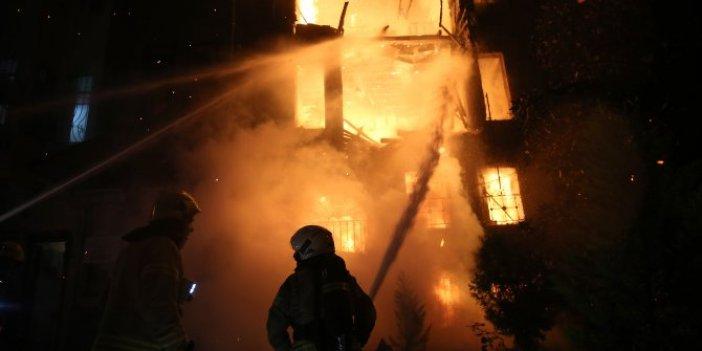 İstanbul'daki yangınlarla ilgili çarpıcı araştırma