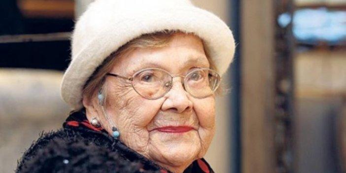 Muazzez İlmiye Çığ 107 yaşında: Cumhuriyet abidesine 107 kemanla doğum günü sürprizi!