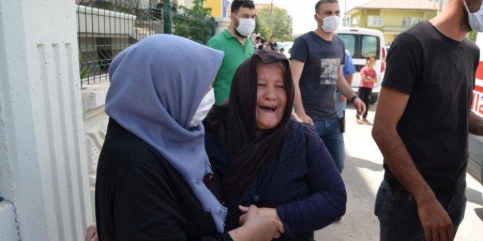 Aksaray'da feci olay: Eşini öldürdükten sonra polisi aradı