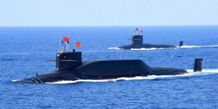 Sıcak temasın eşiğinden dönüldü: Denizaltı radara girdi, uçaklar havalandı!