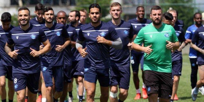 Adana Demirspor'da test sonuçları belli oldu
