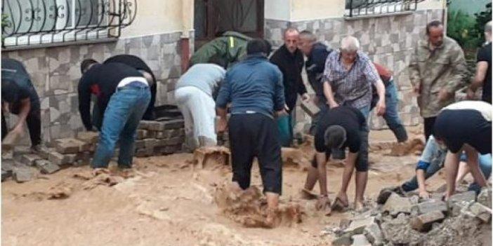 Yer Bursa: Vatandaş, canla başla mücadele etti: 1 kişi hayatını kaybetti