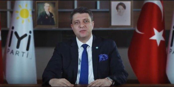 Ersin Beyaz, İYİ Parti İstanbul İl Başkanlığı'na adaylığını açıkladı