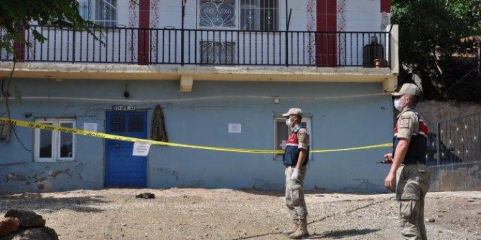 İslahiye'de 17 ev karantinaya alındı