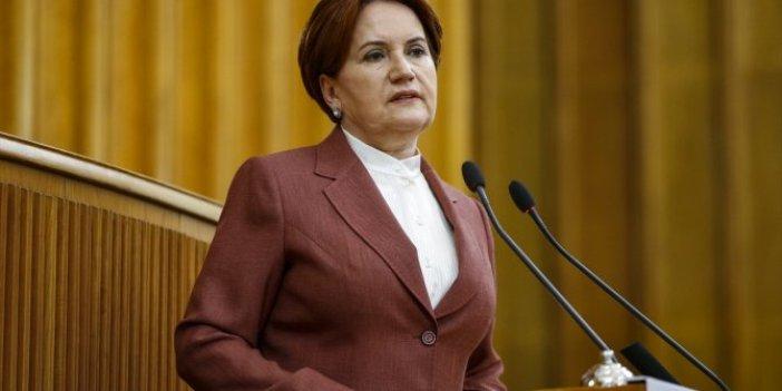 İYİ Parti lideri Meral Akşener'in bu konuşması esnafın ve herkesin umudu oldu: Herkesin cebi para görecek
