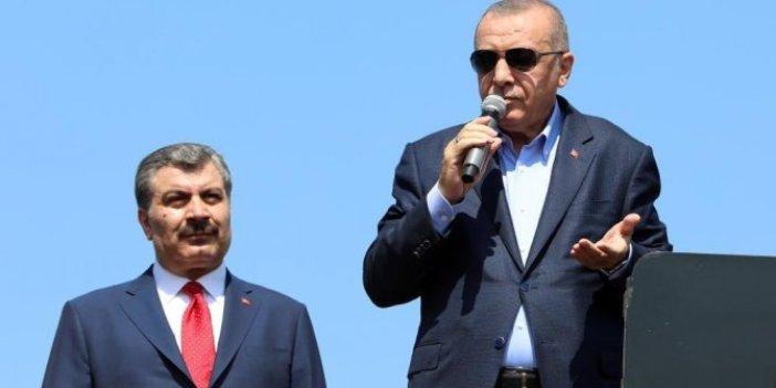 Fahrettin Koca, Erdoğan'ı geride bıraktı
