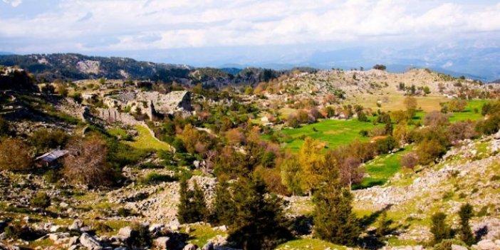 2200 yıldır kayıptı: Türkiye'deki ünlü dağ, sonunda bulundu