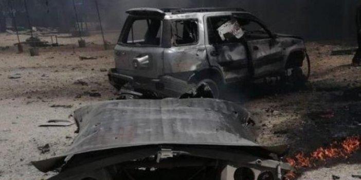Barış Pınarı bölgesinde kalleş saldırı: Çok sayıda ölü ve yaralı var...