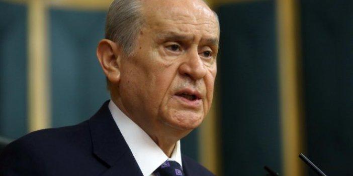 Devlet Bahçeli, FETÖ tutuklusu Mümtaz'er Türköne'nin yeniden yargılanmasını istedi