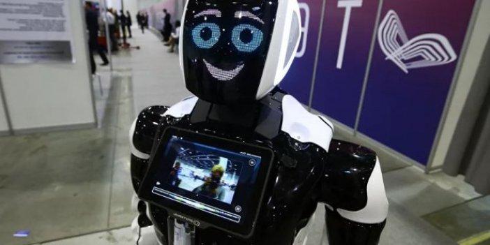 Artık sizi onlar karşılayacak: Rus robotlar, Türkiye'de göreve başladı
