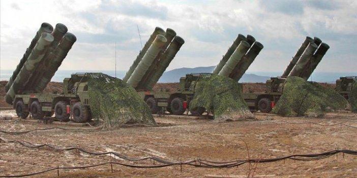Rusya'dan flaş S-400 mesajı: Türkiye isterse...