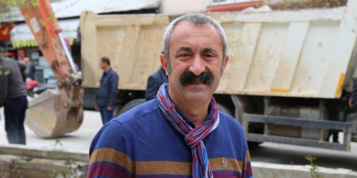 Tunceli Belediye Başkanı Maçoğlu'dan iyi haber