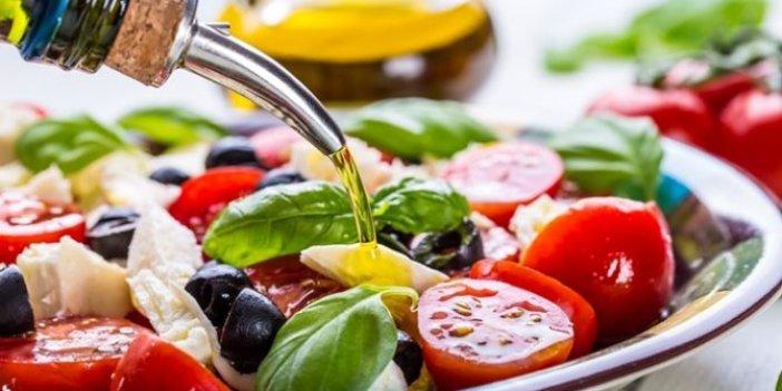 Araştırma sonuçlandı: Akdeniz diyetinin bir özelliği daha ortaya çıktı
