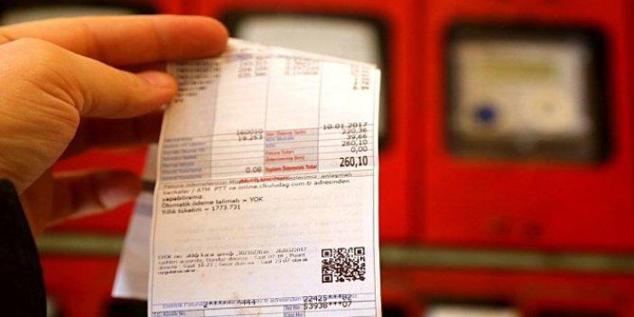 Türkiye'deki elektrik ve doğalgaz faturaları ile ilgili çarpıcı bilgiler ortaya çıktı