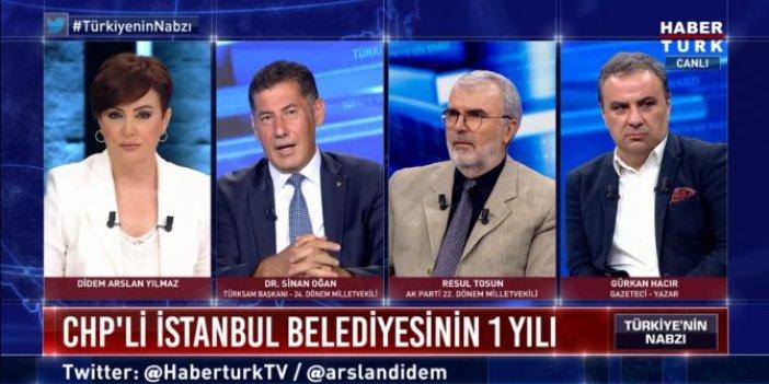 Sinan Oğan, Eren Bülbül'ün ailesine verilen evin anahtarını sordu; AKP'li Resul Tosun, cevap bile veremedi