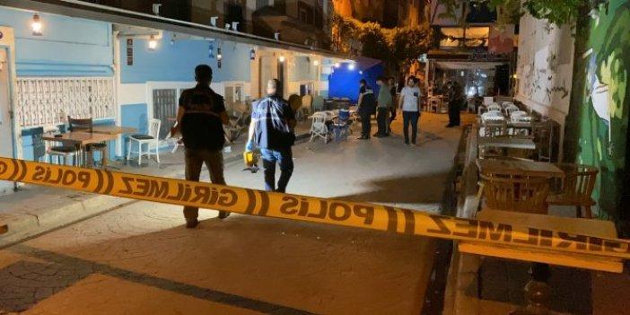 Eğlence mekanında silahlar ateşlendi: 2 yaralı