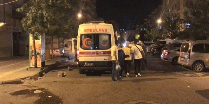 Sağlıkçılar ve polisler çatışmanın ortasında kaldı!Mermiler kafalarının üzerinden geçti