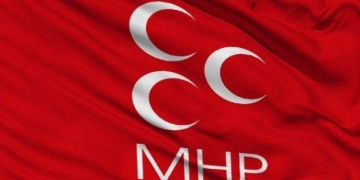 MHP'li belediye başkanına partisinden şok karar!