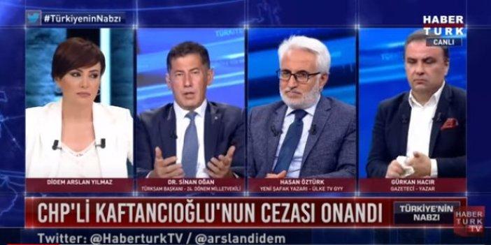Canlı yayında 74 askerimizin katili için rezalet sözler! Yeni Şafak yazarı, Osman Öcalan'ı böyle savundu