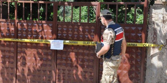 Hasta ziyaretine giden 49 kişi karantinaya alındı! Giriş çıkışlar kapatıldı
