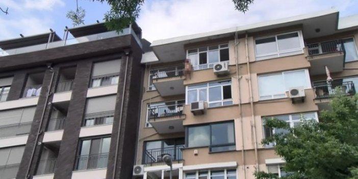 Kadıköy'de çırılçıplak kadın 5. kattan aşağıya atladı! Herkes bu kadını konuşuyor