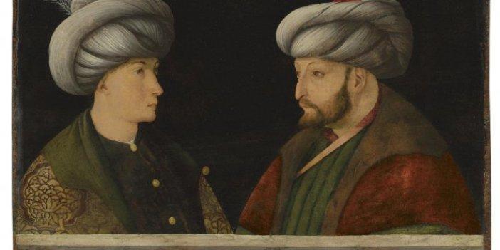 Ekrem İmamoğlu ecdadına sahip çıktı; Fatih Sultan Mehmet'in orjinal tablosunu İBB satın aldı