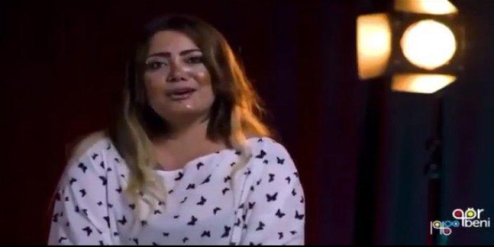 'Çatlak Şanzel' Şanzel Çetin'den Armağan Çağlayan'ın programında şok sözler