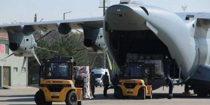 Doğu Akdeniz'de Rumlarla hareket eden Filistin'e Türkiye'den 5 milyon dolar yardım!