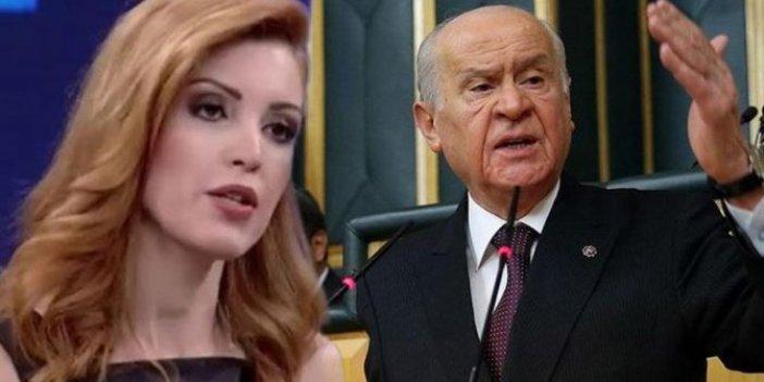 Devlet Bahçeli şimdi de Nagehan Alçı'yı aradı: Mümtazer Türköne ittifakı!