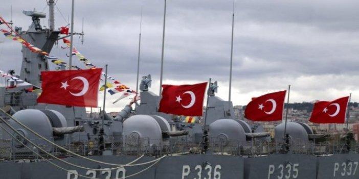 Hazırlıklar başladı: Türk Deniz Kuvvetleri, Doğu Akdeniz'de gövde gösterisi yapacak