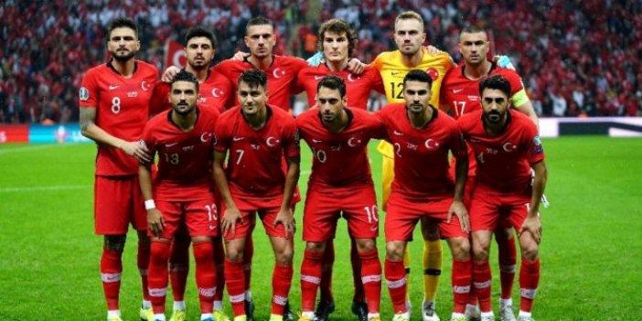 İşte ilk rakibimiz: Milli takımın maç programı açıklandı