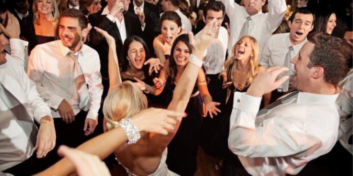 Dans konusunda belirsizlik yaşanmıştı: Düğün salonları ile ilgili yeni gelişme