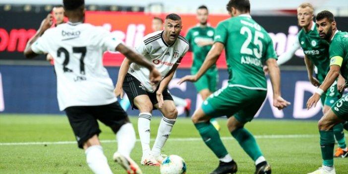 Kartal, Konya'yı eli boş gönderdi: 3-0