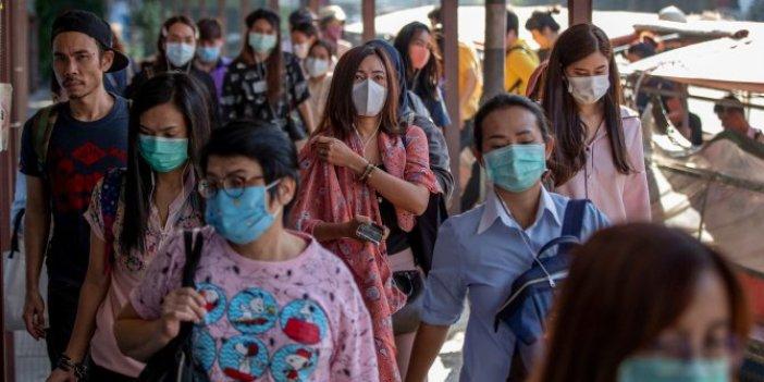 Ülkedeki korona virüs vakaları rekor kırdı