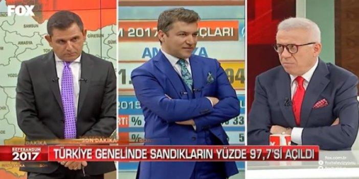 Fatih Portakal, İsmail Küçükkaya, Ertuğrul Özkök! Tam 3 sene önce söylemişler