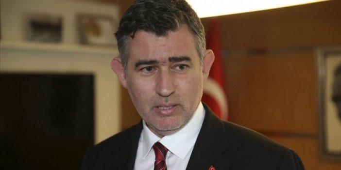Feyzioğlu'ndan Hatay Barosu Başkanı'nın gözaltına alınmasına tepki