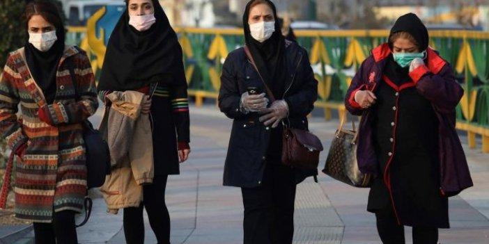 İran'da yarından itibaren maske takmak zorunlu olacak