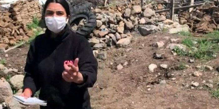 Ekranın 'Dişi Savaş Ay' lakaplı muhabiri haksızlığa isyan etti