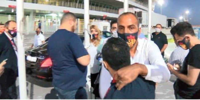 Kayserispor'da gerginlik: Berna Gözbaşı'nın üzerine yürüdü