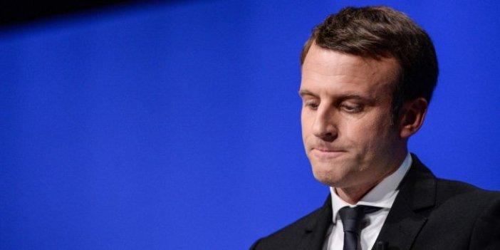 Fransa Cumhurbaşkanı Macron, yerel seçimlerde ağır darbe aldı