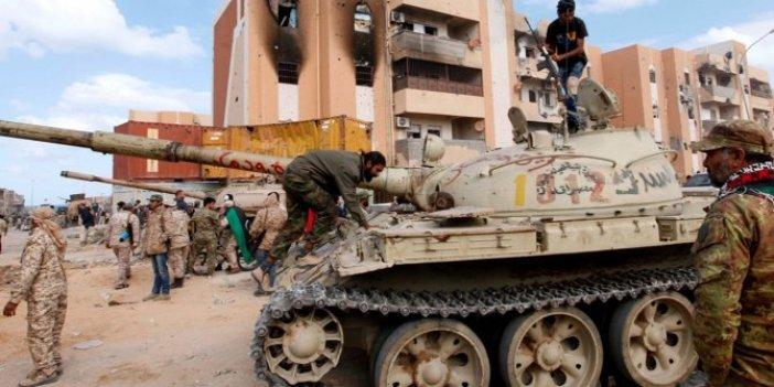 Libya'dan önemli açıklama: Wagner temizliği!