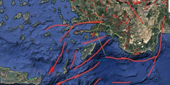 Marmaris ve Bodrum'a kötü haber, Okyanusyal depremin belirtisi