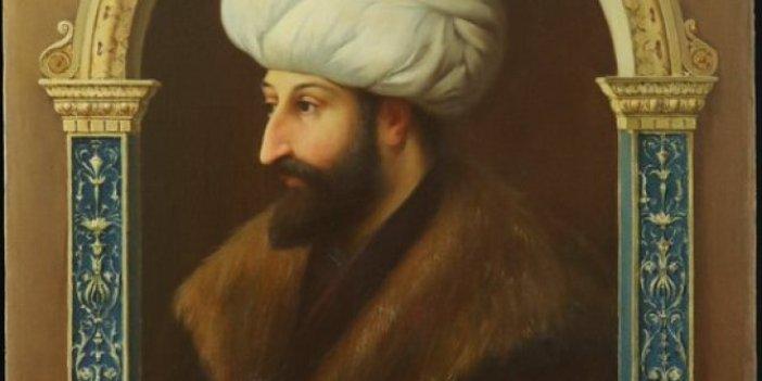 """Fatih'in portresi Milli Saraylar'da sergilenecek! İBB'yi kıskanan Saray'dan """"Bizde de var"""" hamlesi"""